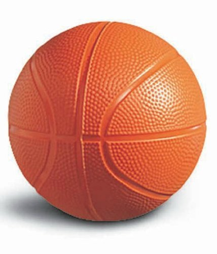 Educational Products – Toddler / Kids Replacement Basketball Ball – 6 inch diameter