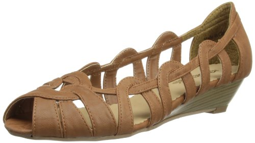 Head Over Heels Womens Moxy Fashion Sandals 0154508740003351 Tan 4 UK, 37 EU