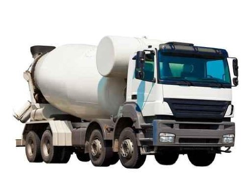 Urban Wall Decals Concrete Mixer - 18 Inches X 14 Inches - Peel And Stick Removable Graphic front-640521