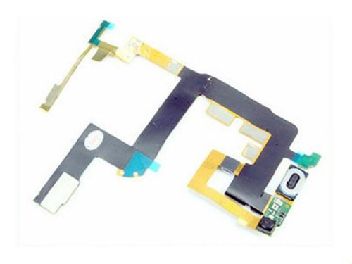Generic Main LCD Slide Flex Ribbon Cable + Front Camera & Speaker for Motorola Droid 3 XT862