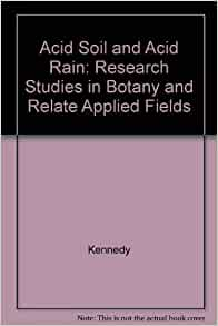 acid rain research information