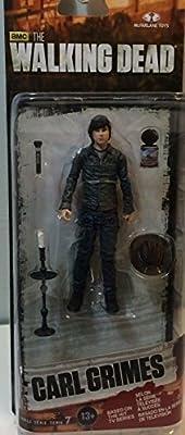 AMC The Walking Dead TV Series 7 CARL GRIMES Figure McFarlane IN STOCK Season 4