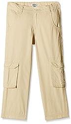 People Boys Trouser (P30502046029013_Grey_7 - 8 years)