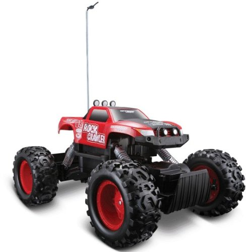 Remote Control 4WD Tri-Band Off-road Rock Crawler