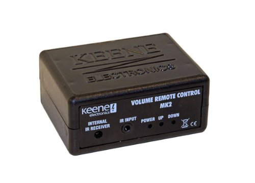 KEENE VOLUME REMOTE CONTROL (UK PSU) Black Friday & Cyber Monday 2014