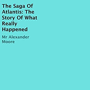 The Saga of Atlantis Audiobook