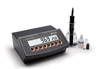 Hanna Instruments HI 2400N Dissolved Oxygen Laboratory Bench Meter