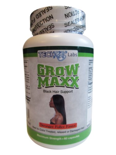 Best Hair Growth Pills Growmaxx Ethnic Hair Top Seller In Salons! Exclusive Distributor...Now Offered On Amazon!!!