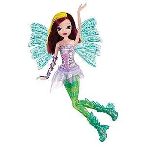 Winx Club Sirenix Deluxe Fashion Doll - Tecna