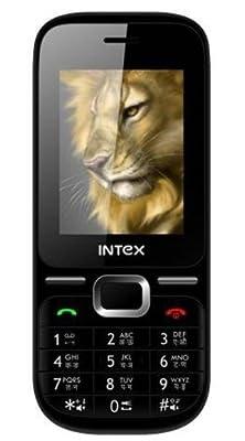 Intex Leo (Blue-Black)
