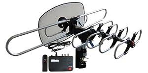 Cornet Mobile UHF-VHF 360 Degrees Rotating Antenna with Remote Control ET-9DA