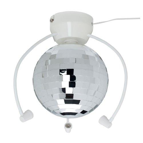IKEA DANSA 70240921 ミラーボール LEDライト付き