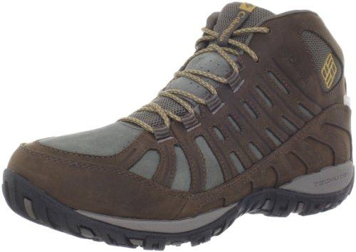 Columbia Men's Peakfreak Enduro Mid LTR OD Hiking Boot,Cordovan/Dark Banana,7 M US