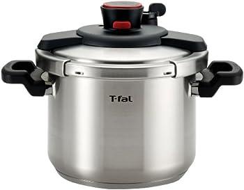 T-fal P45007 6.3-Quart Pressure Cooker