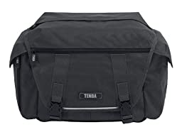 Tenba 638-341 Messenger Camera Bag (Black)