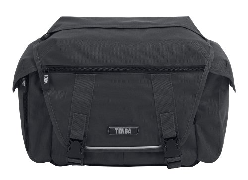 Tenba 638-341 Messenger Large Bag for Camera - Black