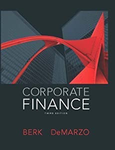 [Multi]  Corporate Finance (3rd Edition) (Pearson Series in Finance) 3rd (third)