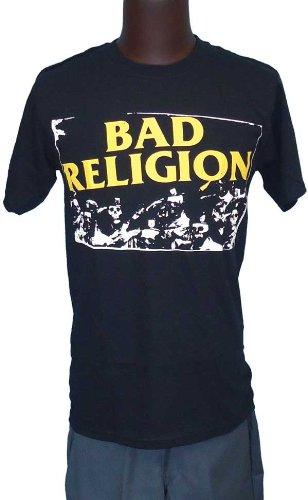 【BAD RELIGION】PRESIDENT SAYS Lサイズ オフィシャルバンドTシャツ