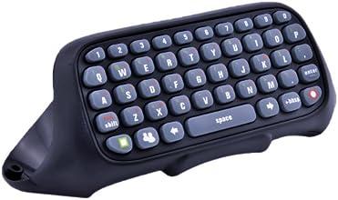 VicTsing Clavier sans fil Wireless Controller Messenger Clavier jeu de chat Pad Chatpad Clavier Pour Xbox 360