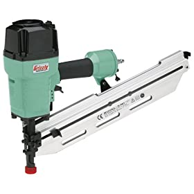 Grizzly H7665 21? Round Head Framing Nailer