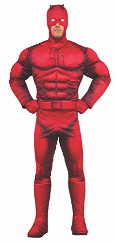 Rubie's Costume Co Men's Marvel Daredevil Deluxe