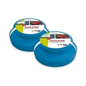 lederpflege auto einf hrungspreis alclear 5713050m 2er set profi handpolierschwamm 130x50 mm. Black Bedroom Furniture Sets. Home Design Ideas