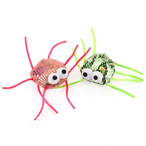 chiwawa-lot-de-2-jouet-pour-chat-a-herbe-a-chat-brillant-spider-51-cm-silencieux-reflechissant-chato