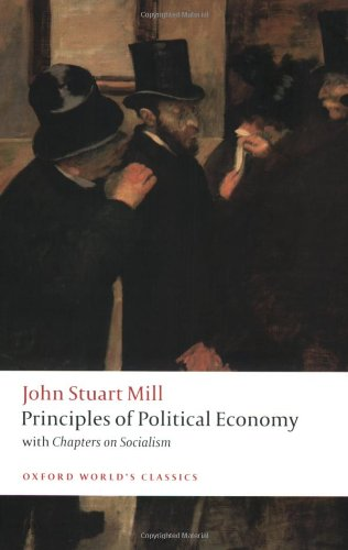 Principles of Political Economy: and Chapters on...
