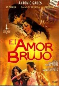 """Amazon.com: El Amor Brujo Pelicula """"Pal"""": Movies & TV"""