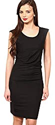 Only Women'S Casual Dress (_5712061203874_Black_X-Large_)