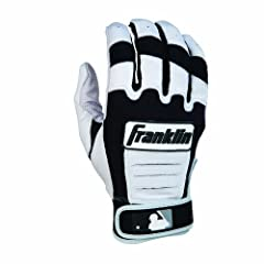 Buy Franklin Sports Youth MLB CFX Pro Series Batting Gloves (Pair) by Franklin
