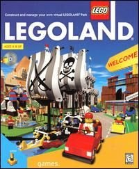 Lego Land Lego Land Pc Cd Rom Computer Game