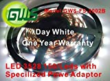 G.W.S LED 5050 Cool White Strip 300 LEDS - Waterproof -5M pack- Transformer NOT Included