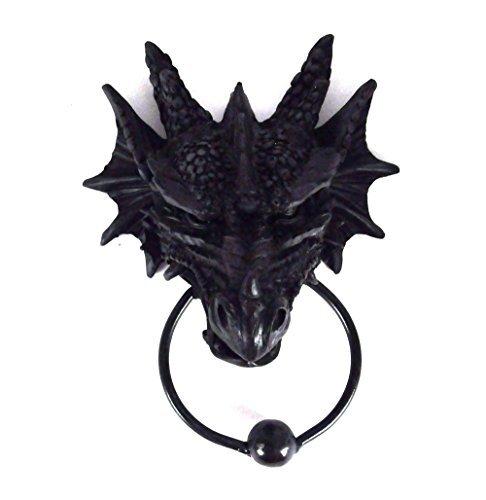 Dragon Door Knocker 20cm by Nemesis Now by Nemesis