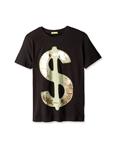 Versace Jeans Men's Money Sign T-Shirt
