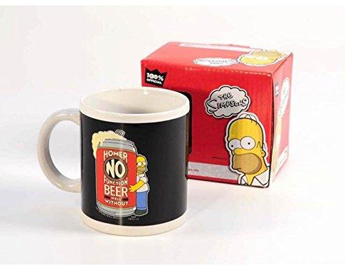 Accessori cucina colazione Simpsons Tazza Da In Ceramica Con Manico