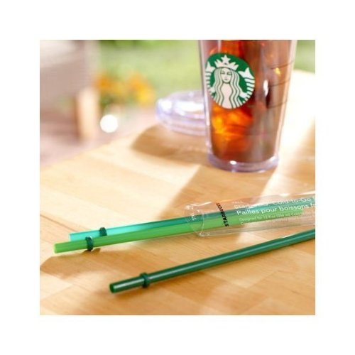 Starbucks Cup With Straw front-495712