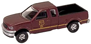 Atlas N Scale 3001: 1997 Ford F-150 Pickup Truck, Wisconsin Central, 2 Pack