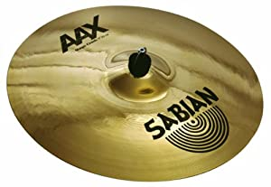 Sabian 21708X AAX Series Stage Crash Cymbal - 17 Inches