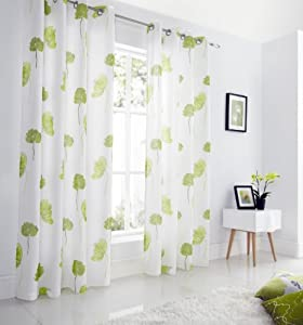 Http Www Amazon Co Uk Green Lined Eyelet Curtains Curtain Dp B00gy7c0lk