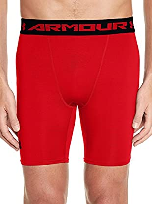 Under Armour Pantalón Interior Técnico Ua Hg Armour Comp Short (Rojo)