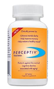 Perceptiv 60 Count - Pack of 2