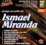 echange, troc Karaoke - Latin Stars Karaoke: Ismael Miranda