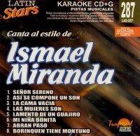 Ismael Miranda - Karaoke: Ismael Miranda - Latin Stars Karaoke - Zortam Music