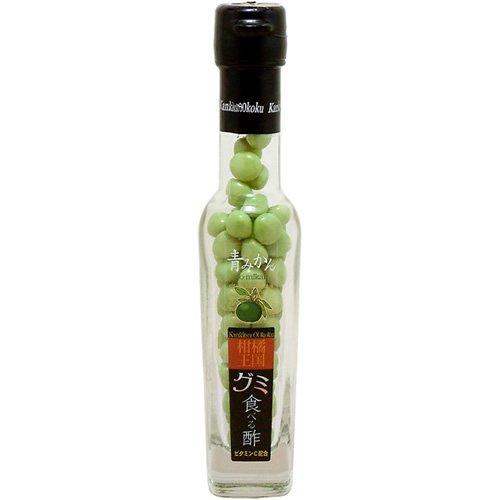 尾崎食品 柑橘王国 食べる酢グミ 青みかん 73g