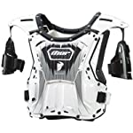 Thor Motocross Quadrant Protector - Adult/White/Black