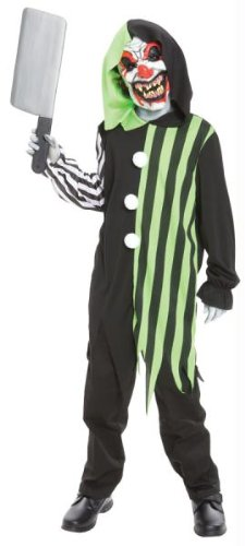 Costumes for all Occasions MR144125 Cleaver The Clown Child Large