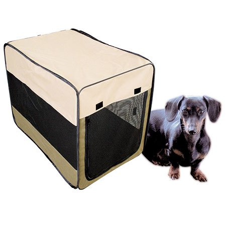 "30"" Portable Pet Kennel"