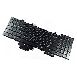 Replacement Keyboard for Dell Precision M6400 M6500 Laptop Backlight