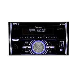 See 1 - Double-DIN In-Dash CD Receiver with LCD Display & Android(TM) Media Access, Double-DIN in-dash CD receiver, LCD display, FH-X500UI Details